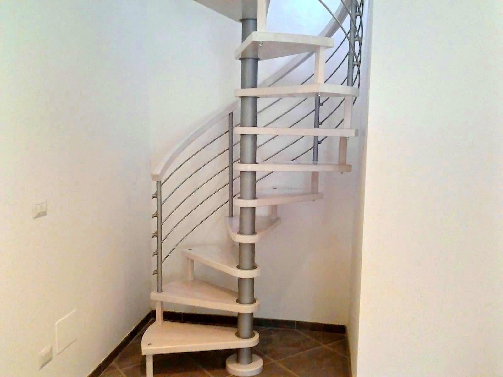 Progettazione Scale A Chiocciola : Scale a chiocciola u scale su misura u lecce u racale u progetto casa