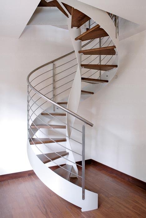 Favorito Scale a Chiocciola – Scale su misura – Lecce – Racale – Progetto Casa ZT33