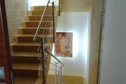 Ringhiera in Acciaio - Progetto Casa - Lecce - Racale