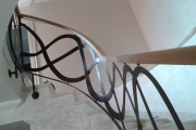 Ringhiera in Ferro - Progetto Casa - Lecce - Racale